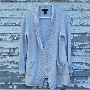 Tahari cardigan sweater size large